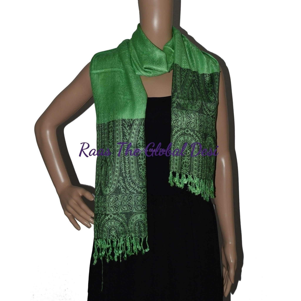SS1009-scarves & stoles-Raas The Global Desi-[SCARF]-[WRAP]-[STOLE]-Raas The Global Desi