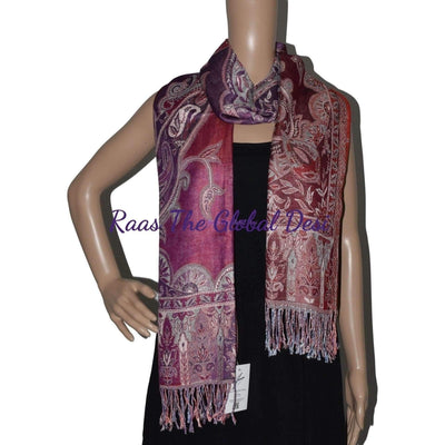 SS1010-scarves & stoles-Raas The Global Desi-[SCARF]-[WRAP]-[STOLE]-Raas The Global Desi