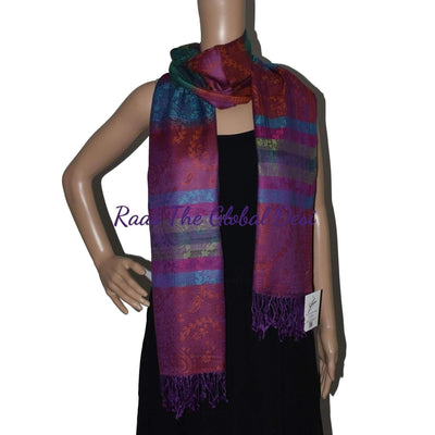 SS1017-scarves & stoles-Raas The Global Desi-[SCARF]-[WRAP]-[STOLE]-Raas The Global Desi