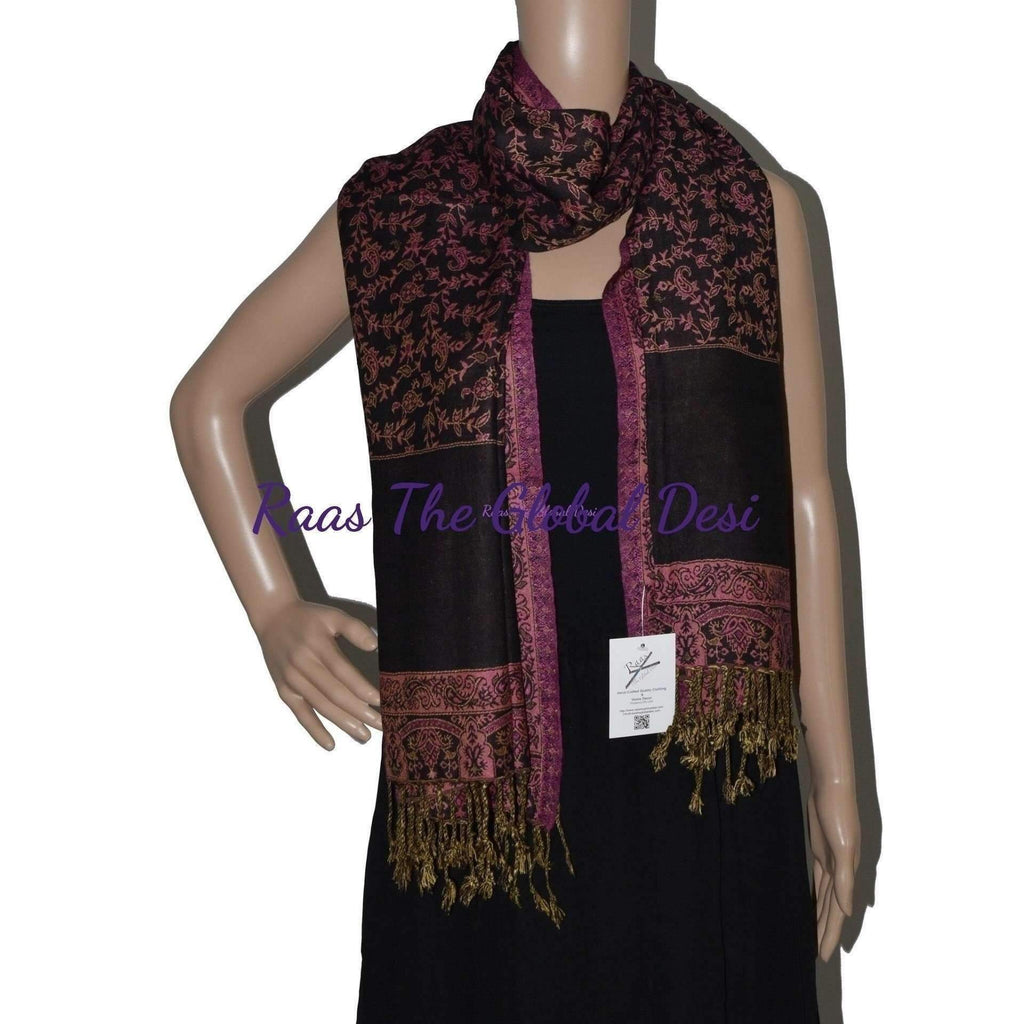 SS1018-scarves & stoles-Raas The Global Desi-[SCARF]-[WRAP]-[STOLE]-Raas The Global Desi