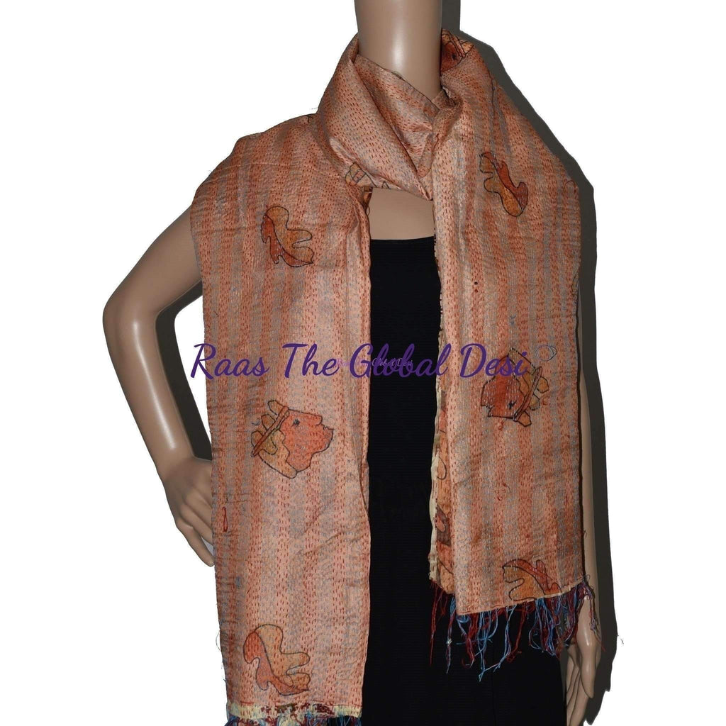 SS1025-scarves & stoles-Raas The Global Desi-[SCARF]-[WRAP]-[STOLE]-Raas The Global Desi