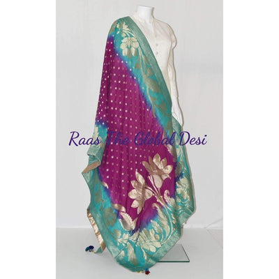 SS1027-scarves & stoles-Raas The Global Desi-[SCARF]-[WRAP]-[STOLE]-Raas The Global Desi