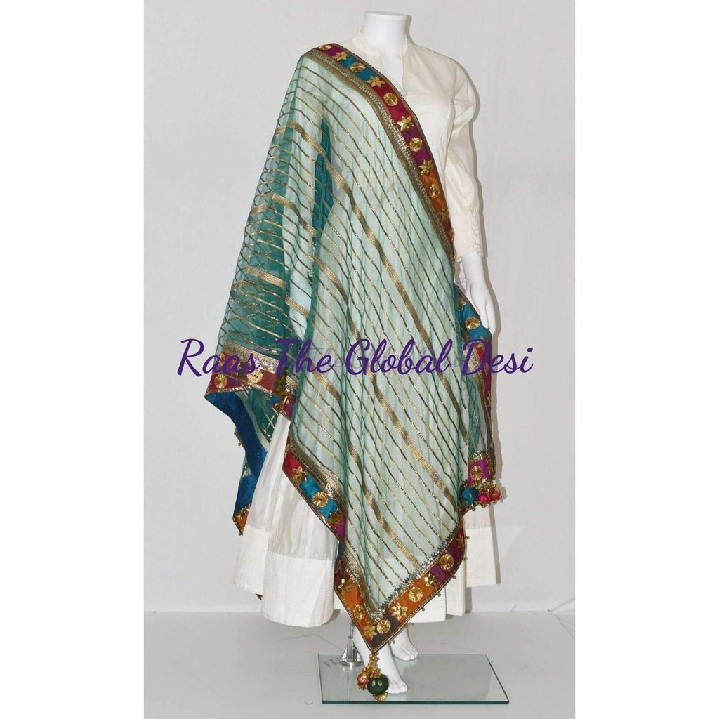 SS1036-scarves & stoles-Raas The Global Desi-[SCARF]-[WRAP]-[STOLE]-Raas The Global Desi