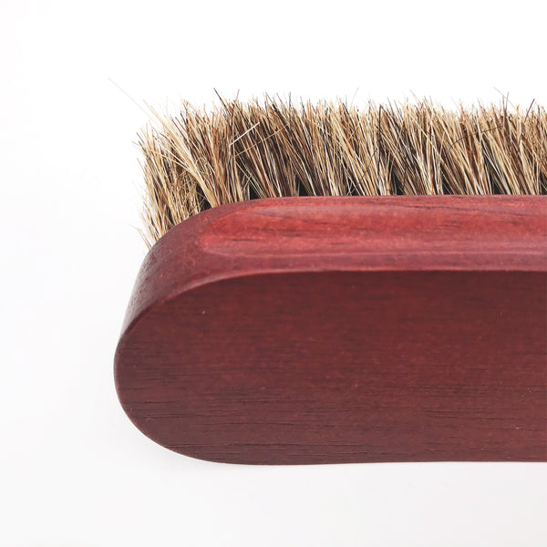 Leather Working Tools Collonil Horsehair Brush - LeatherMob