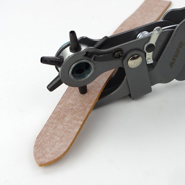 Leather Working Tools Hole Punch - LeatherMob