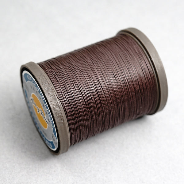 Leather Working Tools Atelier Amy Roke thread in cotton & Linen 0.35mm(832) Sewing Spool Cable Leathermob leathercraft - LeatherMob