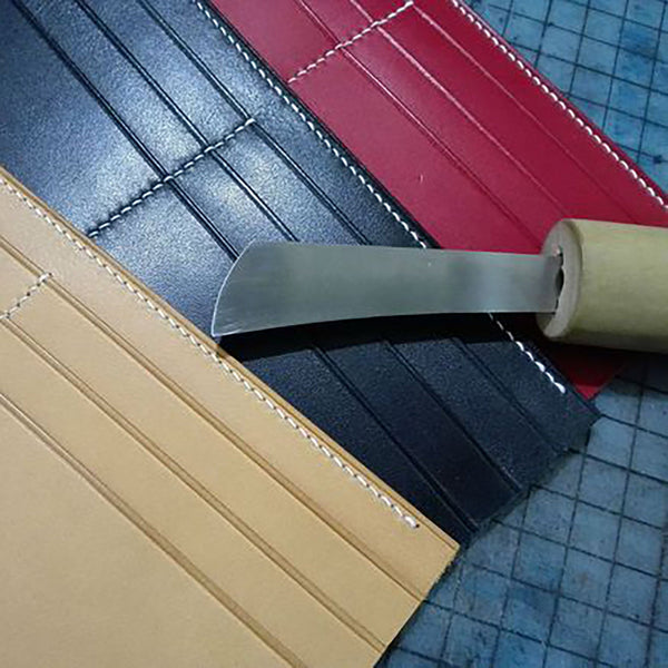 Leather Working Tools Edge Creaser - LeatherMob