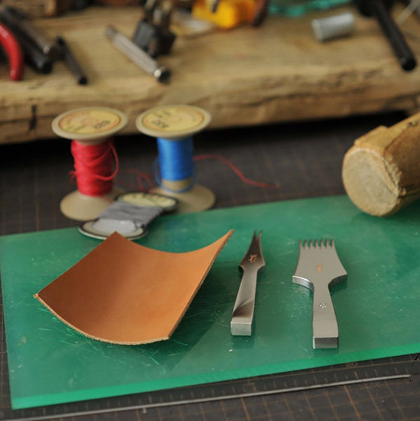 Leather Working Tools Cutting Mat - LeatherMob