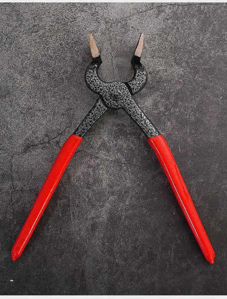 Leather Working Tools Flat Plier - LeatherMob