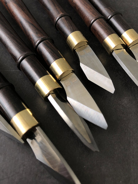 Leather Working Tools Carving Knife - LeatherMob