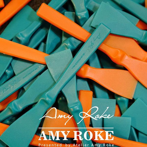 Atelier Amy Roke Glue Applicator Sticks Scraper Picks Edge LeatherMob Leathercraft Craft Tool