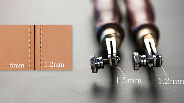 Leather Working Tools Adjustable Since Edge Creaser Pressing Stitching Groove Leathercraft Leather - LeatherMob