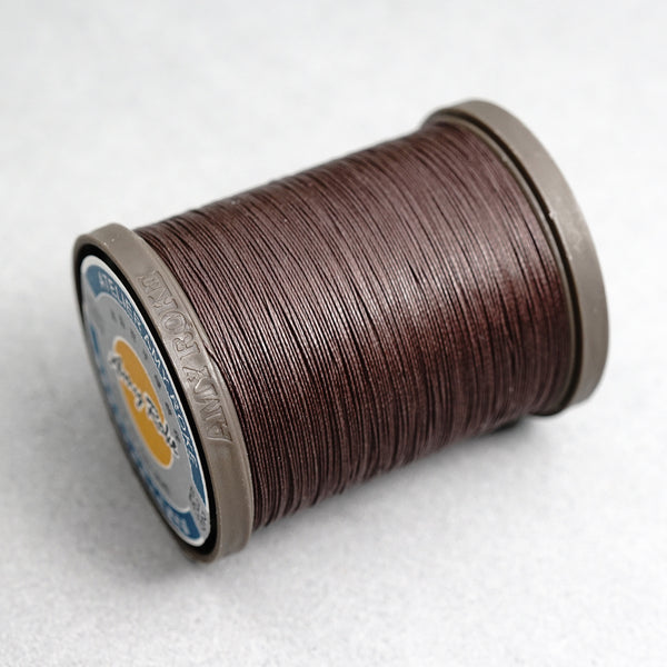 Leather Working Tools Atelier Amy Roke thread in cotton & Linen 0.45mm(632) Sewing Spool Cable Leathermob leathercraft - LeatherMob