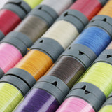 Leather Working Tools Since M60 0.65mm Thread Colorful linen Sewing Spool Cable Leathercraft Leather - LeatherMob