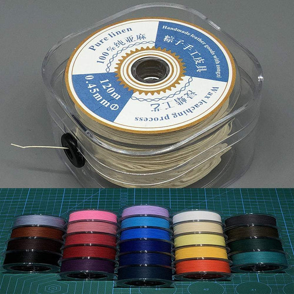 Zongzi Pure Linen Wax Thread (632)