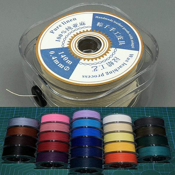 Zongzi Pure Linen Wax Thread (832)