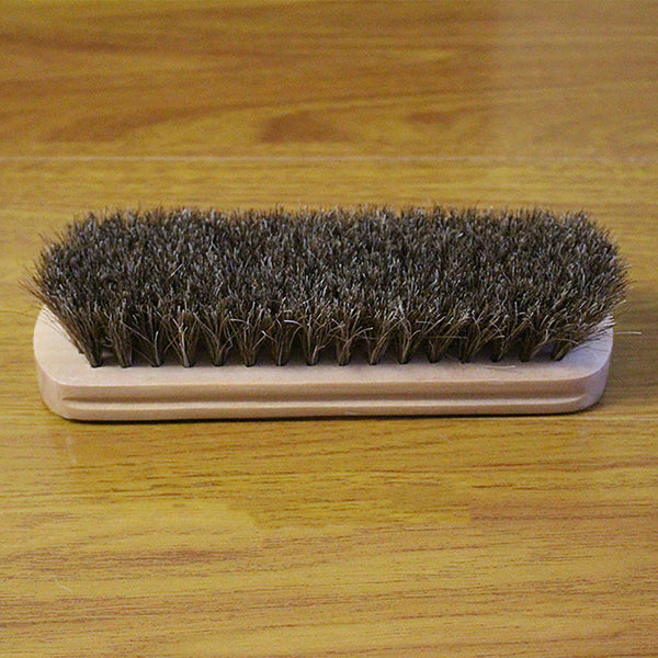 Leather Working Tools Horse Hair Brush - LeatherMob