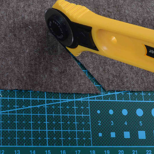 Leather Working Tools Rotary Cutter - LeatherMob