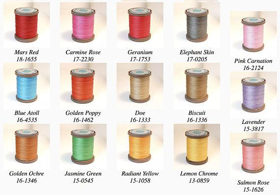 Atelier Amy Roke Polyester thread 0.55mm(532) Sewing Cable Linen Leathermob leathercraft Craft Tool