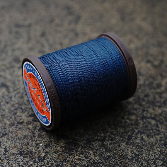 Leather Working Tools Atelier Amy Roke Linen thread 0.45mm(632) Sewing Cable Leathermob Leather leathercraft Craft Tool - LeatherMob