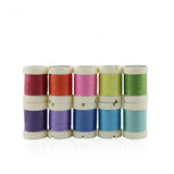 Since M50 0.55mm Thread Colorful linen Sewing Spool Cable Leathercraft Leather