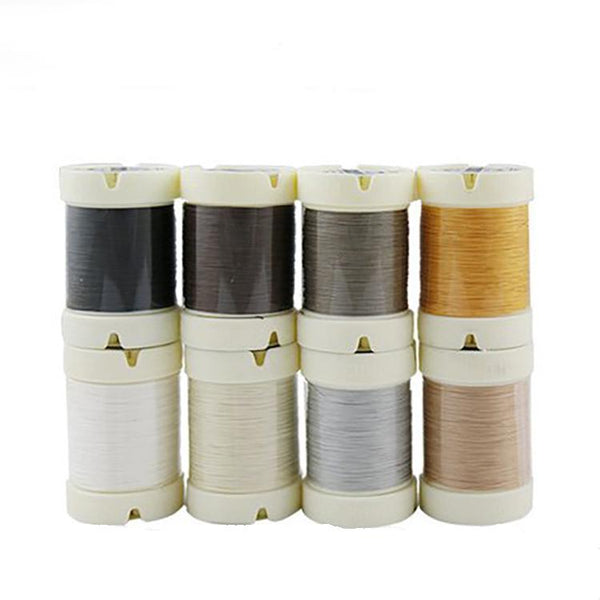 Since M60 0.65mm Thread Colorful linen Sewing Spool Cable Leathercraft Leather