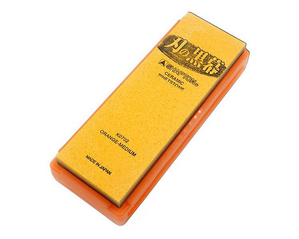 Shapton #1000 Ceramic Whetstone Orange Sharpen Knife Sharpening Stone