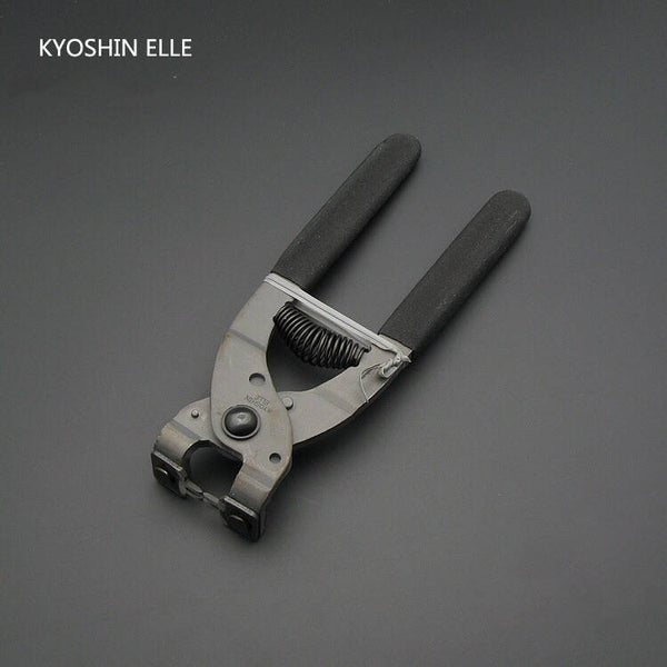 Leather Working Tools Kyoshin Elle Leather Flat Plier Stitching Pricking Iron Thonging Punch Lacing Chisel Nipper - LeatherMob