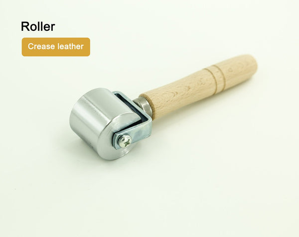 Roller to Glue Edges & Crease Leather Leathercraft Leathermob Craft Tool