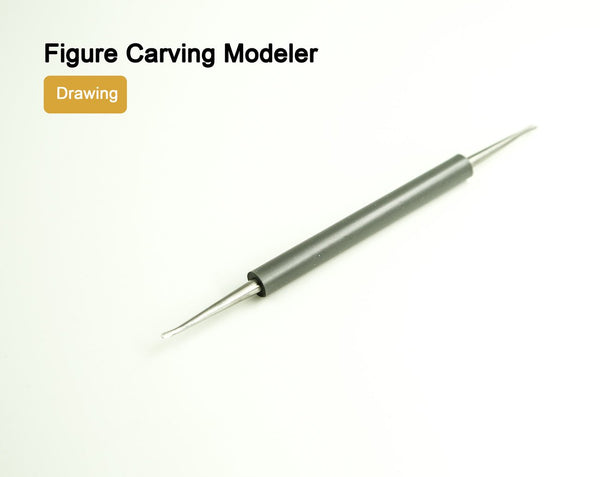 Figure Carving Modeler LeatherMob Leathercraft Craft Tool
