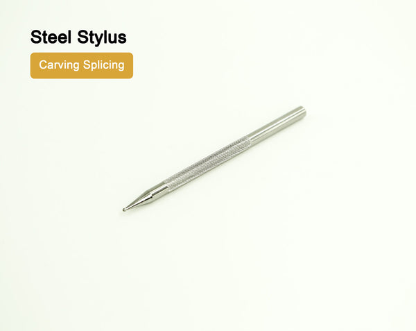 Leather Working Tools Stylus Ball Point Stylus Modelling Tool LeatherMob Leathercraft Craft Tool - LeatherMob