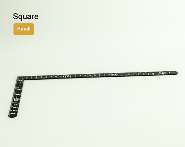 Centimeter Square Ruler 30cmx15cm Metric Set Carpentry Tool Leathercraft working leather