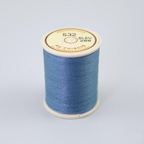 Sajou Fil Au Chinois Waxed Cable Linen Threads Size 532 -50g Spool Cable Linen Cord Corded