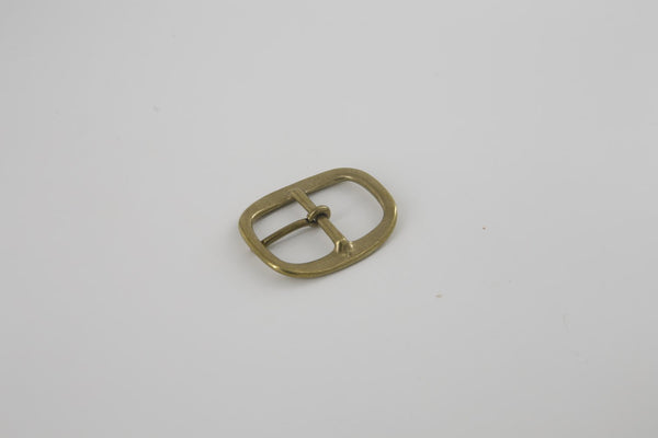 Solid Brass Belt Buckles Strap Japan LeatherMob Leathercraft Leather