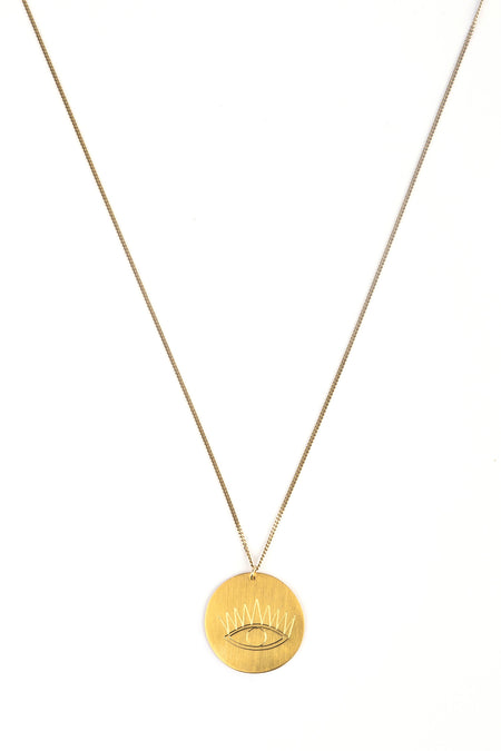 Kressida Small Medallion