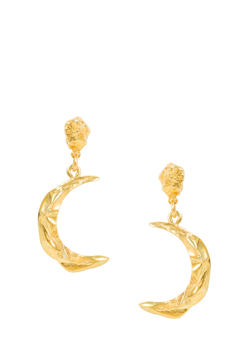 Méliès Moon earrings