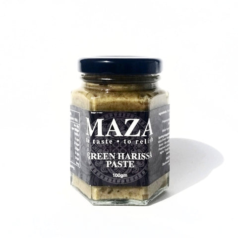 Green Harissa Paste 100g
