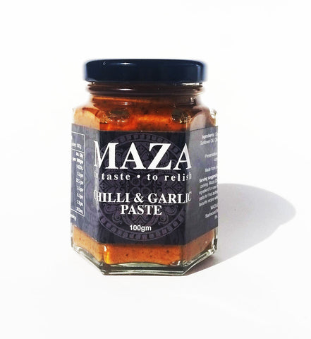 Chilli & Garlic Paste 100g