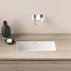 CAROMA QUINN 570 UNDER COUNTER BASIN - 1 ONLY!