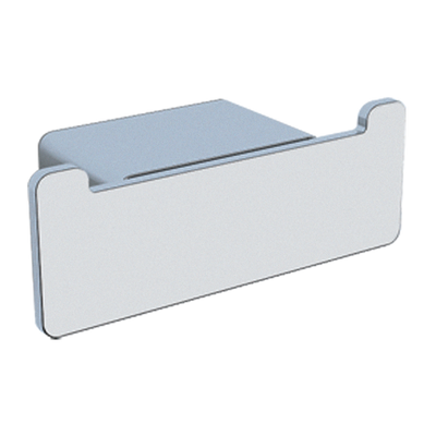 HEIRLOOM STUDIO 1 ROBE HOOK CHROME