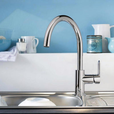 GROHE BAUEDGE KITCHEN MIXER