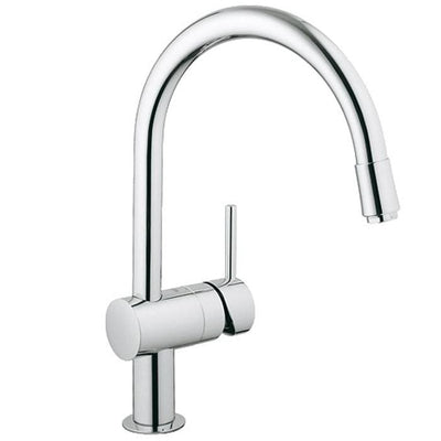 GROHE MINTA HIGH C SPOUT PULLOUT SINK MIXER