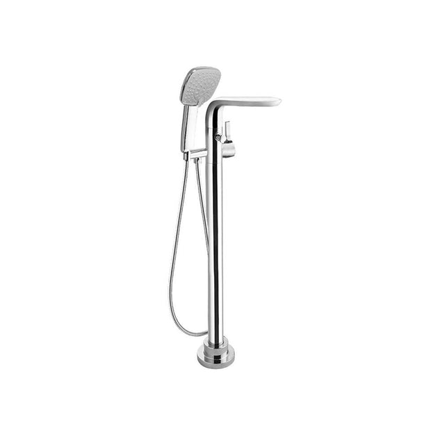 AMERICAN STANDARD MELANGE FLOOR MOUNTED BATH FILLER WITH HAND SHOWER