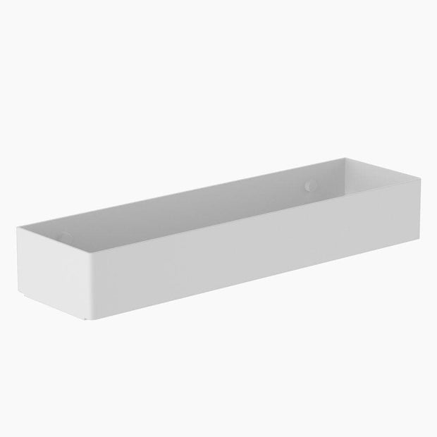 SQUARE WALL CADDY - 2 COLOURS