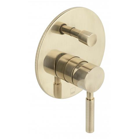 ORIGINS DIVERTER MIXER  BRUSHED BRASS
