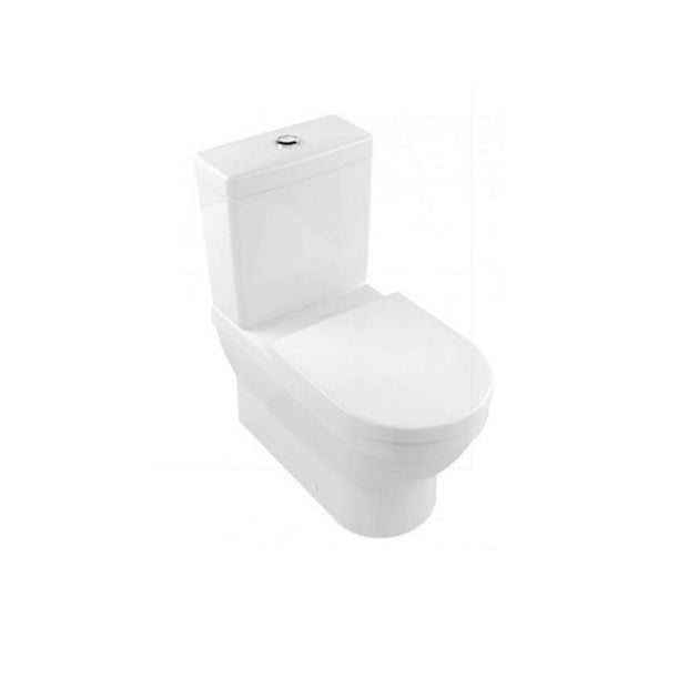 VILLEROY & BOCH ARCHITECTURA ROUND BTW TOILET SUITE EX DISPLAY - 1 ONLY!
