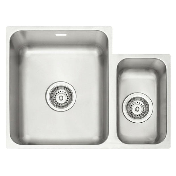 ARCHANT ROBIQ STAINLESS STEEL SINK INSERT 340/170-15 RH