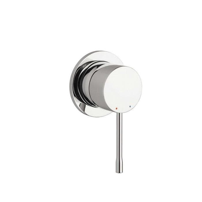 GROHE ESSENCE MINIMALIST SHOWER MIXER CHROME