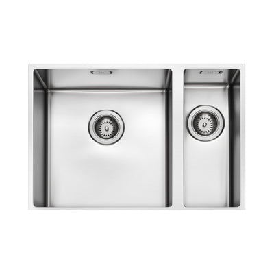 ARCHANT ROBIQ STAINLESS STEEL SINK INSERT 400/155-15 RH