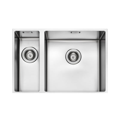 ARCHANT ROBIQ STAINLESS STEEL SINK INSERT 400/155-15 LH